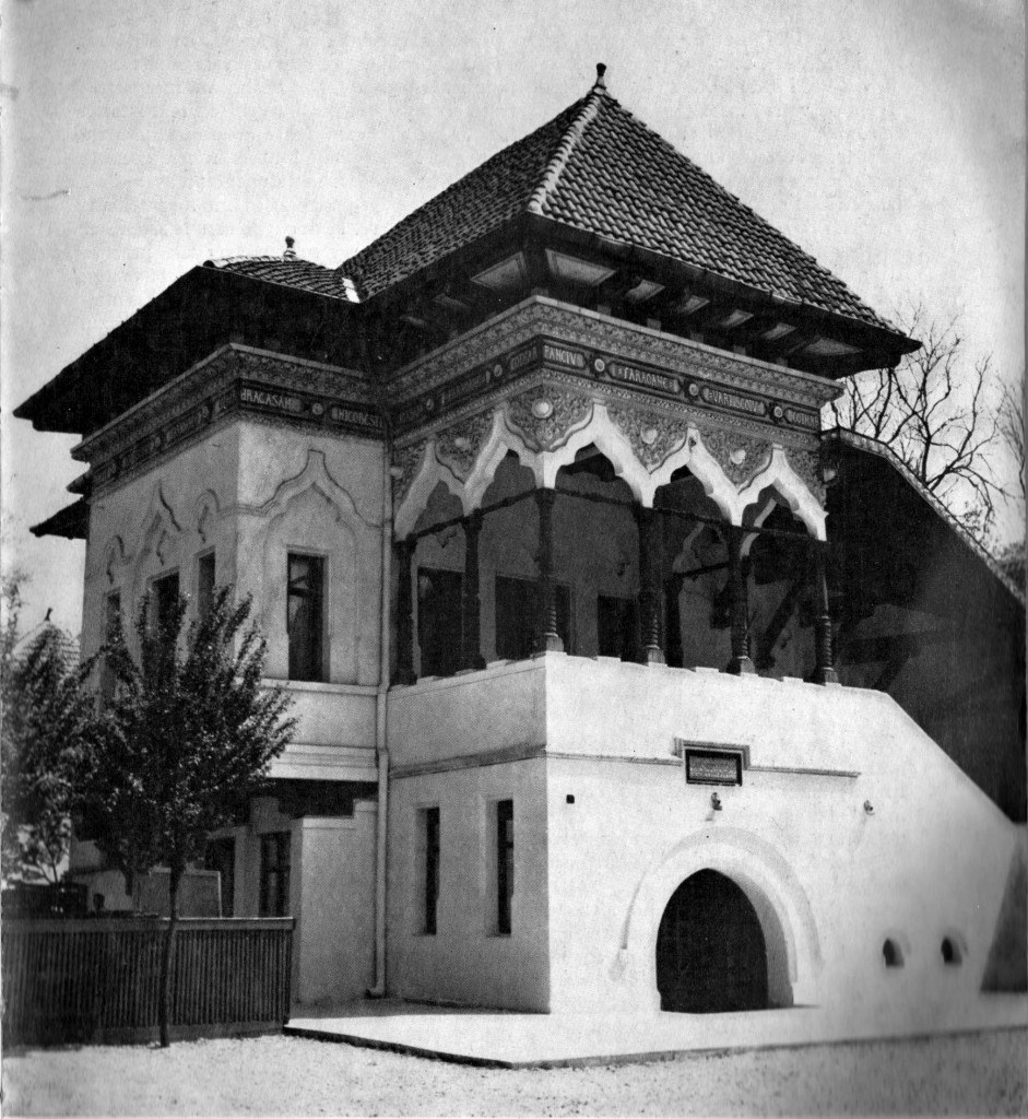 Bufetul- Bucuresti, 1889