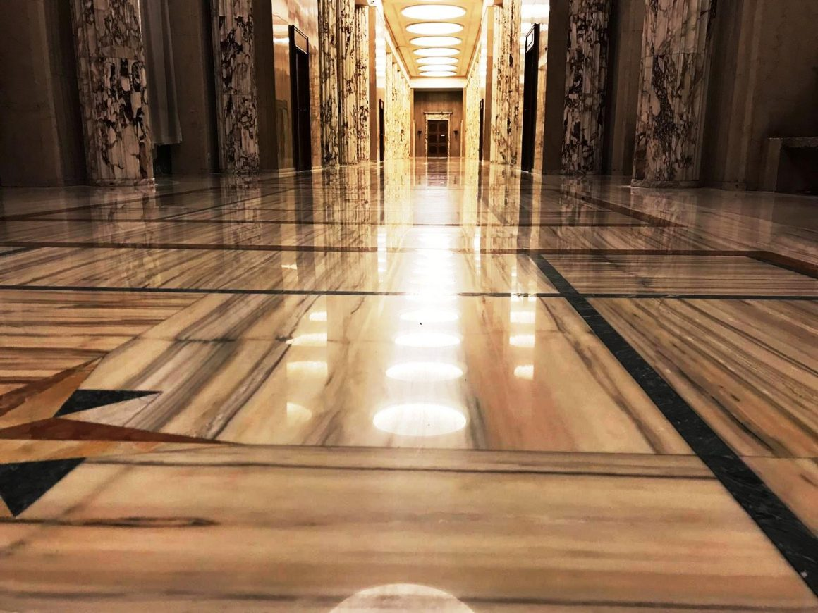 Marble, a wonder of nature - how to bring back its natural beauty