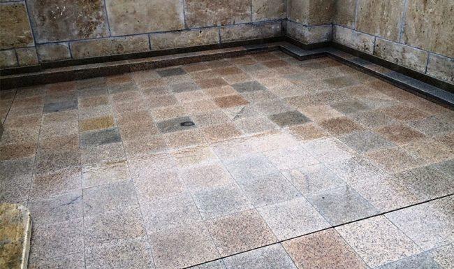 renovation-works-granite-arch-triumph