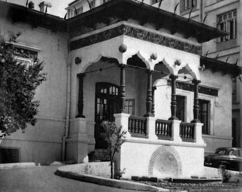 Casa Lahovary