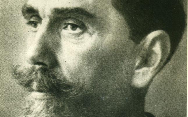 arh.Ion Mincu (1852-1912), fotografie din rev. Arhitectura 1941