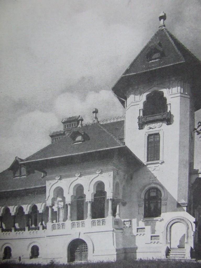 Casa in Balotesti, Ilfov, arh. Statie Ciortan