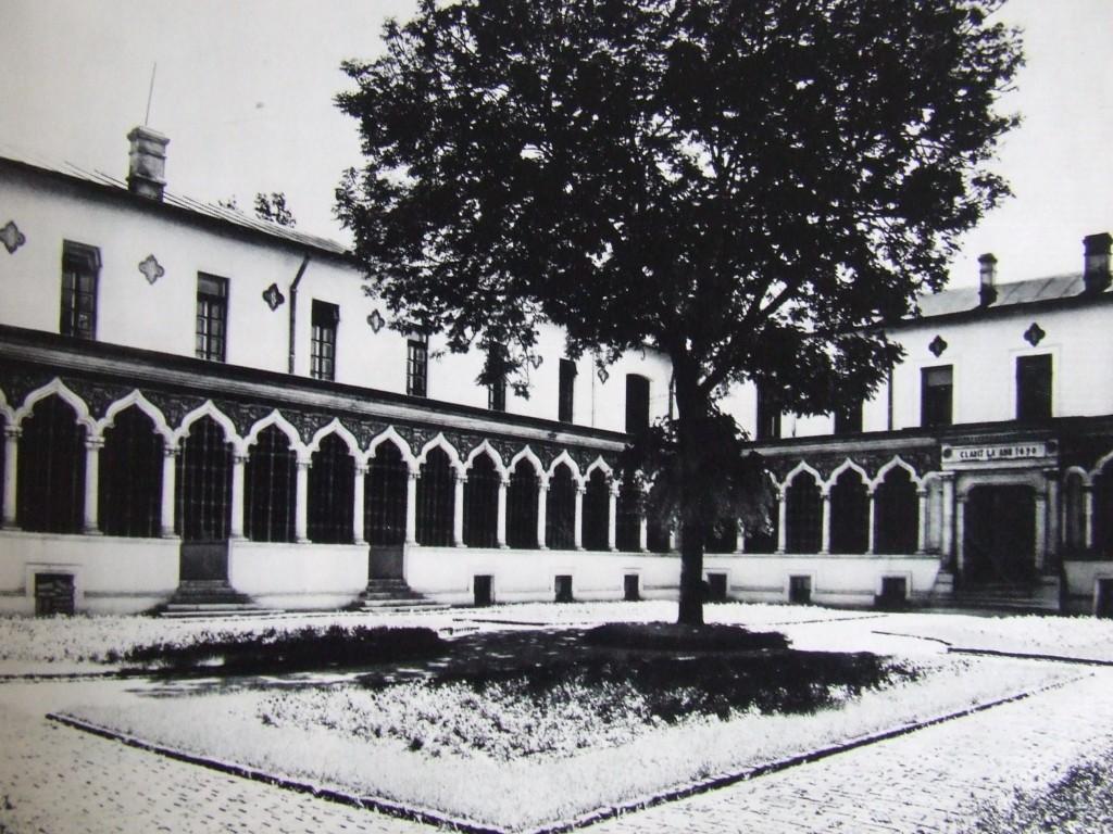 Scoala Centrala de Fete, arh. Ion Mincu