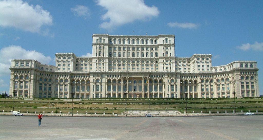 Palatul Parlamentului din București