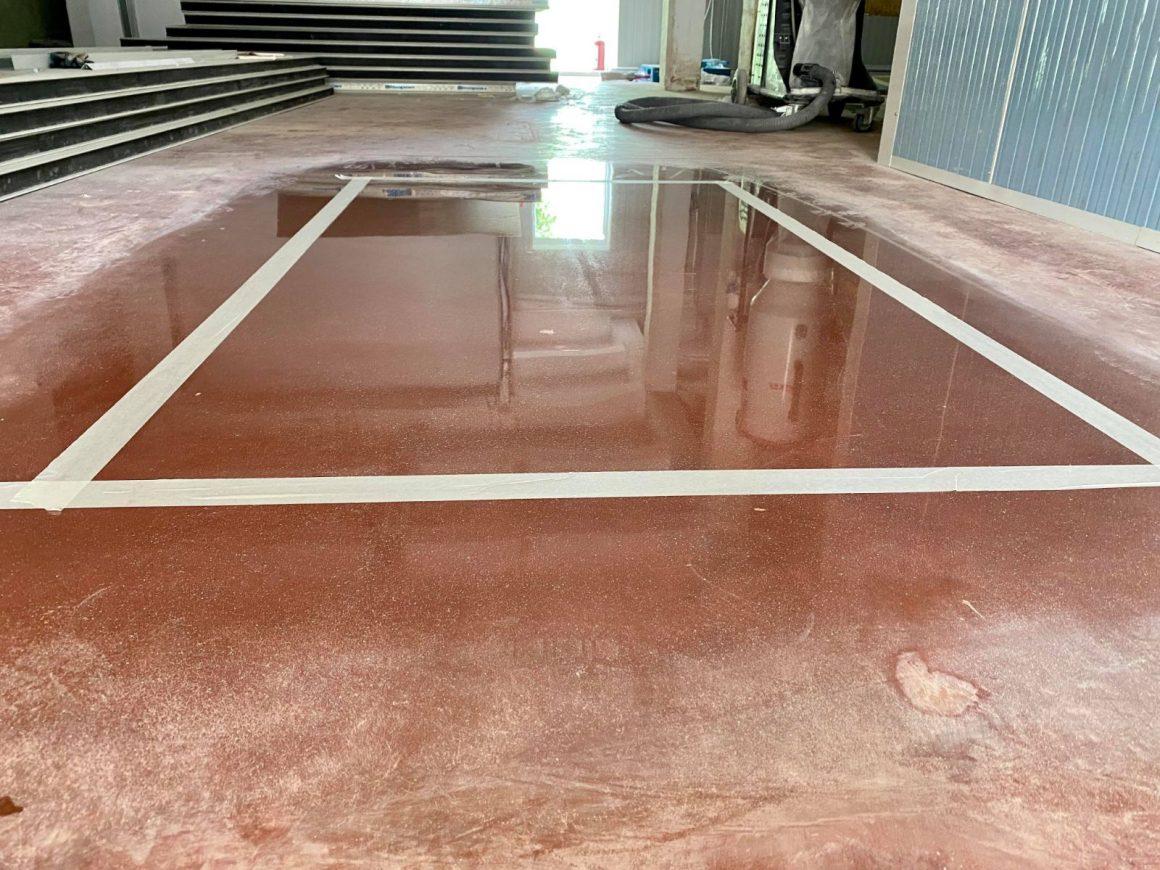 Pardoseli perfecte beton