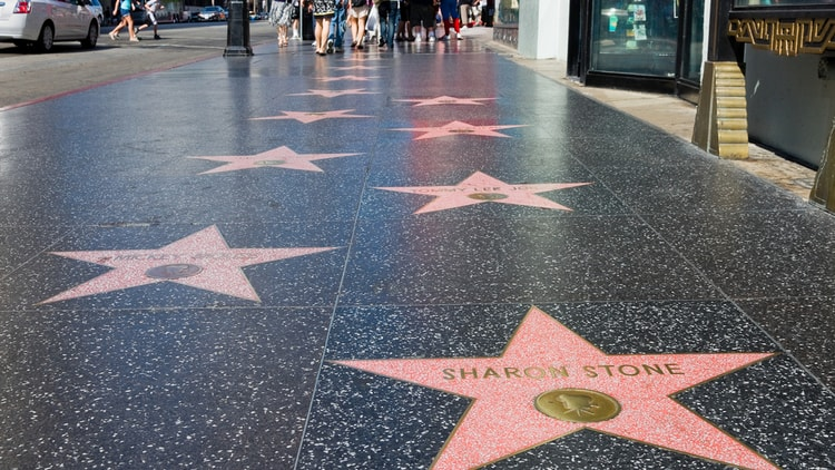 Terrazzo Hollywood Walk of Fame